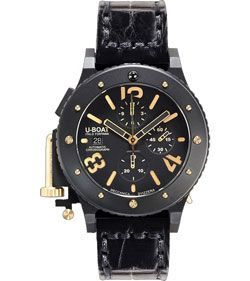 U-Boat U-42 Chromo Gold